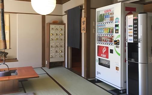 自動販売機の画像