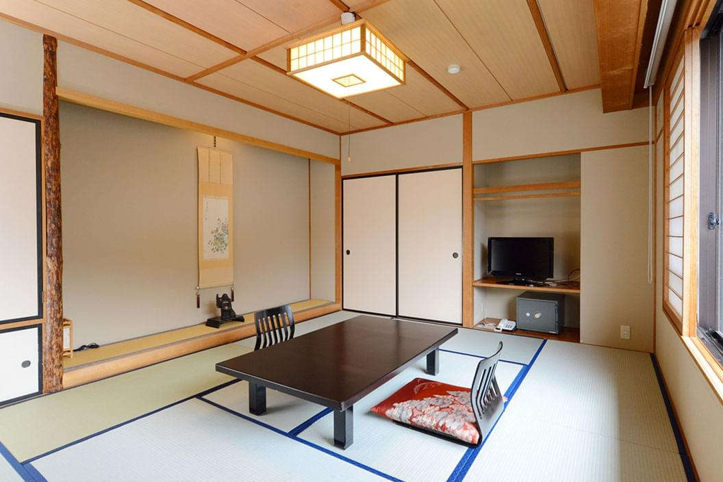 和室10畳+つぎの間の画像