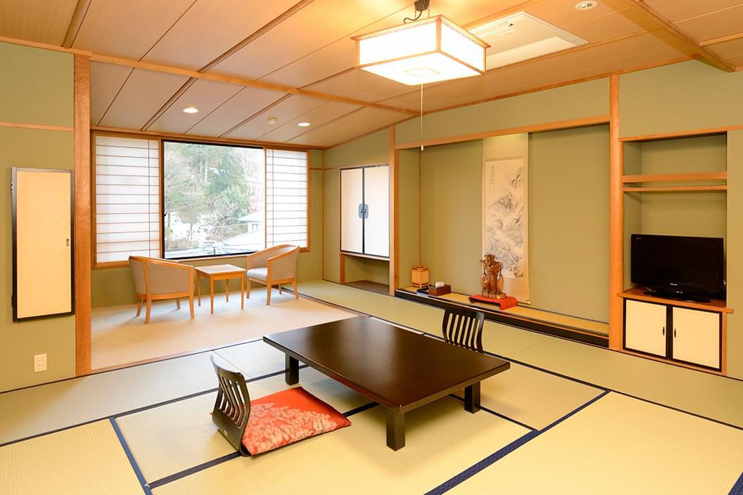 和室14畳+広縁+つぎの間の画像