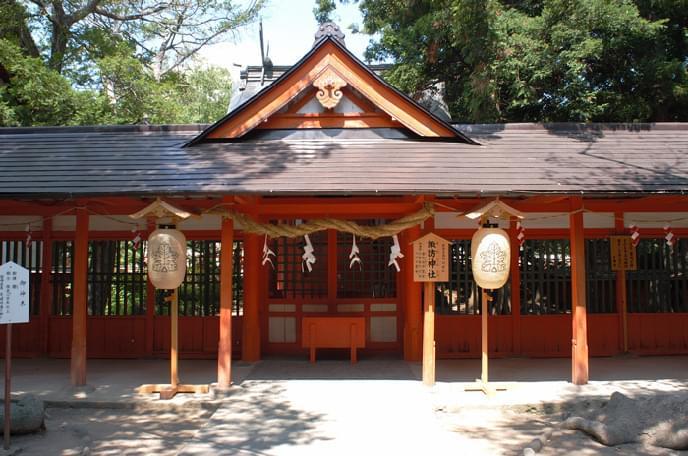 生島足島神社の画像